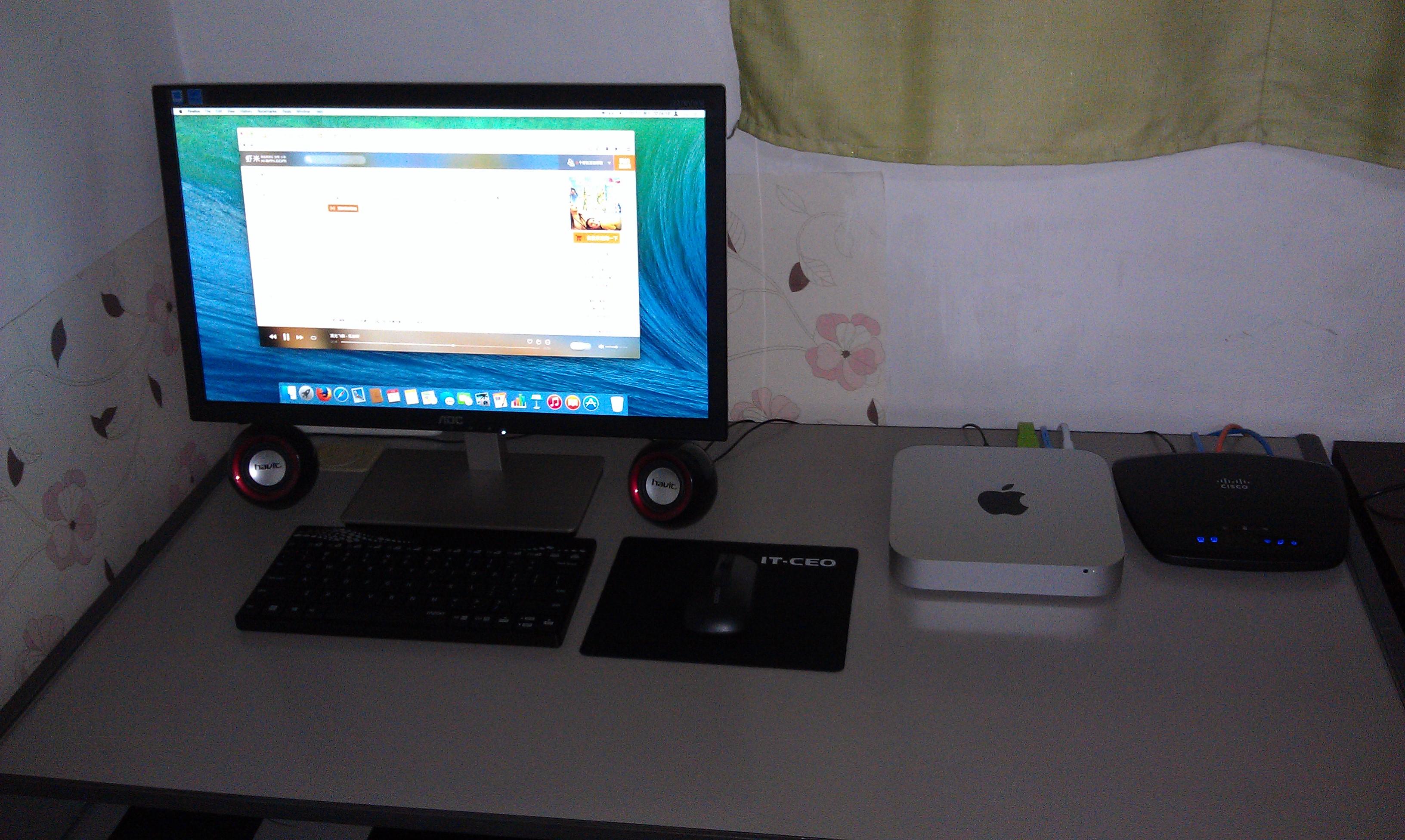 MyMiniDesktop